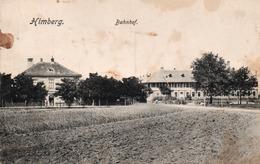 HIMBERG-BAHNHOF-VIAGGIATA 1922 - Wiener Neustadt