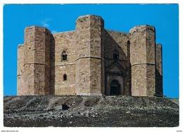 ANDRIA (BA):   CASTEL  DEL  MONTE  -  PER  LA  SVIZZERA  -  FG - Castelli