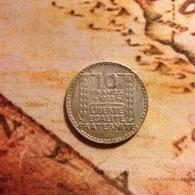 Pièce En Argent 10 Francs Turin 1933, TB - France