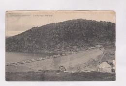 CPA DPT 66 LES BOUILLOUSES, LE BARRAGE En 1922! (voir Timbres) - Francia