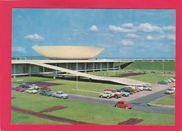 Modern Post Card Of Deputies Federal Chamber,Brasilia, Brazil,L59. - Brasilia