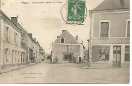 Ac14/       72    Vaas    Grande Rue & Place Du Tripot      (animations) - Other Municipalities