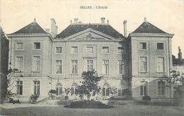 0141 * BELLEY Eveche - Belley