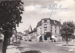 BACCARAT - MEURTHE & MOSELLE -  (54) -  CPSM DENTELÉE.. - Baccarat