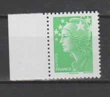 FRANCE / 2008 / Y&T N° 4229a ** : Beaujard TVP Vert Type II GAO (de Feuille) BdF - Gomme D'origine Intacte - France