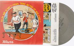 Bob Et Bobette   45tours Pub 1978 - Livres, BD, Revues