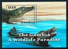 Gambia Nº HB-535B Nuevo - Gambia (1965-...)