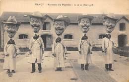 54-NANCY- KERMESSE A LA PEPINIERE- 11 ET 12 MAI 1912 - Nancy
