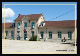 39  CHAMPAGNOLE  ... La  Gare - Champagnole