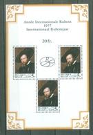België 1977; Rubens - Block 52.** (MNH) - Blocs 1962-....