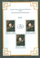 België 1977; Rubens - Block 52.** (MNH) - Blokken 1962-....