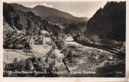 SOMMERFRISCHE OPPONITZ-YBBSTAL-KLAINES GESAUE-VIAGGIATA 1944 - Waidhofen An Der Ybbs