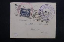 COLOMBIE - Enveloppe De La Société Des Nations De Bogota Pour La Suisse En 1933 -  L 31698 - Colombia