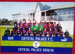 Crystal Palace FC  Souvenir Photo - Apparel, Souvenirs & Other