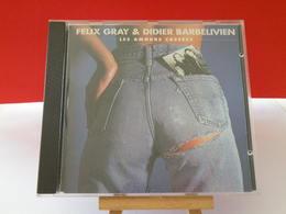 Félix Gray & Didier Barbelivien - (Titres Sur Photos) - CD 1991 - Other - English Music