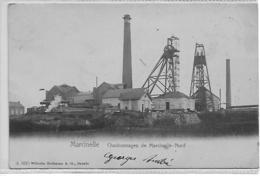 Marcinelle Charbonnage De Marcinelle Nord - Charleroi