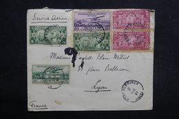 HAÏTI - Enveloppe De Port Au Prince Pour La France En 1931 Par Avion , Affranchissement Plaisant - L 31701 - Haïti
