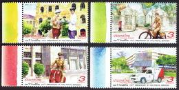 Thailand 2018, 135th Anniversary Of Thai Postal Services - Thailand