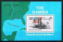 Gambia Nº HB-154 Nuevo - Gambia (1965-...)