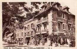 24 - LES EYZIES EN PERIGORD HÔTEL DE CRO MAGNON - France