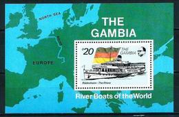 Gambia Nº HB-146 Nuevo - Gambia (1965-...)