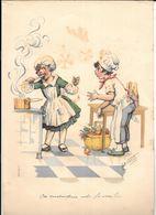 Image Germaine BOURET 1928 : ça Manque De Poivre.... - Bouret, Germaine