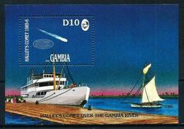 Gambia Nº HB-30 (sobrecarga) Nuevo - Gambia (1965-...)