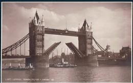 POSTAL LONDRES - LONDON - TOWER BRIDGE - JUPGES - Londres