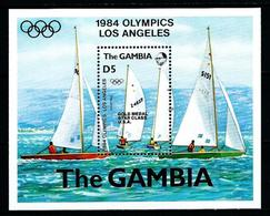 Gambia Nº HB-18 Nuevo - Gambia (1965-...)