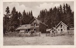 UNTERBERG-SCHULTZHAUS-VIAGGIATA 1929 - Pernitz