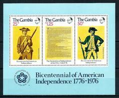 Gambia Nº HB-1 Nuevo - Gambia (1965-...)