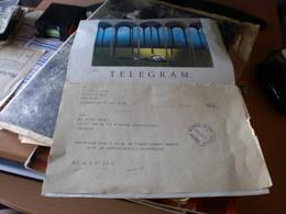 Telegram  Pozarevac To Beograd - 1945-1992 Repubblica Socialista Federale Di Jugoslavia