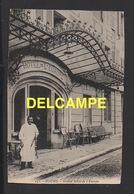 DF / 01 AIN / BOURG-EN-BRESSE / GRAND HÔTEL DE L' EUROPE / ANIMÉE / 1946 - Autres