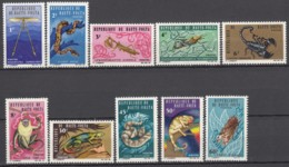 Du N° 160 Au N° 169 De Haute Volta - X X - ( E 566 ) - Stamps