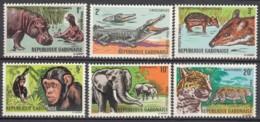DU N° 202 Au N° 207 Du Gabon - X X - ( E 306 ) - Stamps
