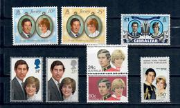 ANNO 1981  - MATRIMONIO CARLO E DIANA - ROYAL WEDDING - MNH ** - Francobolli