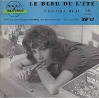 """B-O-F  Maggy Larue / Bernadette Lafont  """" Le Bleu De L'été """" - Filmmusik"""