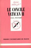 Le Concile Vatican II Paul Poupard+++TBE+++ PORT OFFERT - Religion
