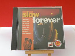Slow Forever - (Titres Sur Photos) - CD 1995 - Compilations