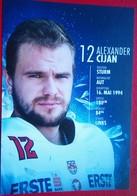 Red Bull Salzburg   Alexander Cijan - Authographs