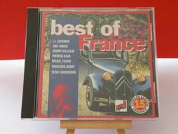 Best Of France - (Titres Sur Photos) - CD 1995 - Hit-Compilations