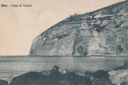 Cartolina - Postcard /  Viaggiata - Sent / Meta, Punta Di Scutari. - Altre Città
