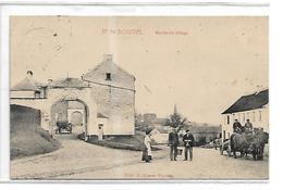"""Bousval  Entrée Du Village  Anim""""e Cheveaux  Top Carte - Genappe"""