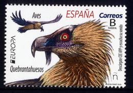 """SPAIN/Spanien EUROPA 2019 """"National Birds"""" Set Of 1v** - 2019"""