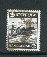 BANGLADESH- Y&T N°75- Oblitéré - Bangladesh