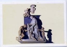 Cefalù - Basilica Cattedrale - Monumento Del Vescovo Gioacchino Castelli Che Dona A Un Povero La Sua Camicia - Formato G - Palermo