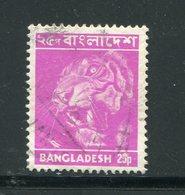 BANGLADESH- Y&T N°66- Oblitéré (fleurs) - Bangladesh