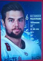 Red Bull Salzburg  Alexander Pallestrang - Authographs