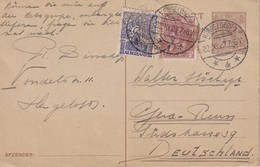 PAYS-BAS 1923    ENTIER POSTAL/GANZSACHE/POSTAL STATIONERY CARTE DE HENGELO - Entiers Postaux