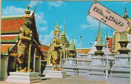 Bangkok - Cpm / Emerald Buddha Temple. - Thailand
